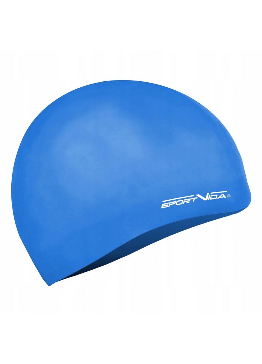 Шапочка для плавання SportVida SV-DN0018 Blue
