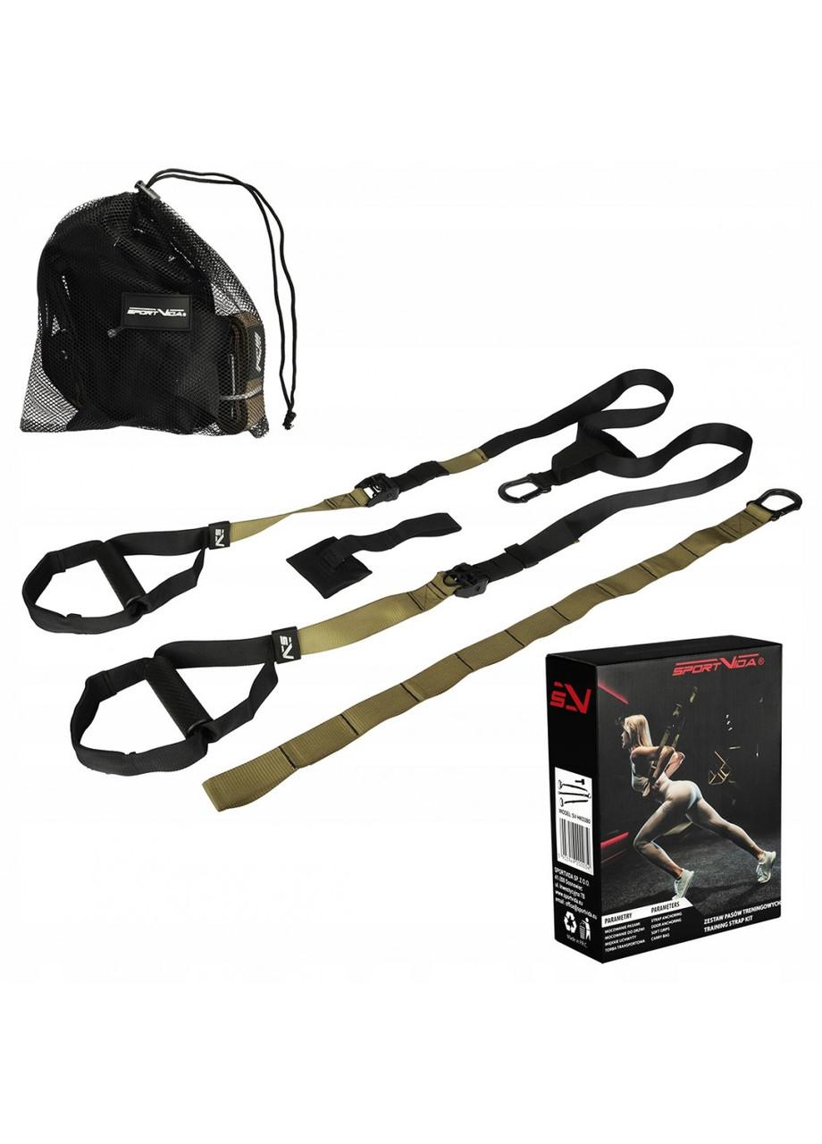 Петлі підвісні для функціональних тренувань і кроссфита SportVida SV-HK0380