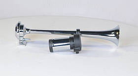Сигнал дудка с компрессором 1шт метал 400мм 12V (арт. SL-1019M)