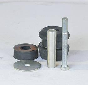 Крепление опоры двигателя передней комплект ГАЗ 3307,53 (производство ГАЗ) (арт. 3307-1001066)