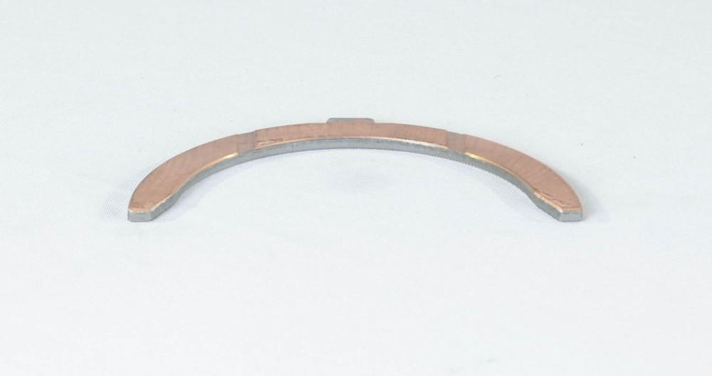 Півкільце упорного підшипника КАМАЗ нижнє Р0 (виробництво ДЗВ) (арт. 740.1005183-01)