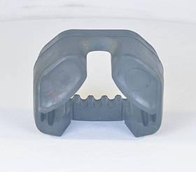 Подушка опори двигуна КАМАЗ задня (виробництво БРТ) (арт. 5320-1001051)