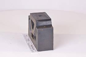 Подушка опоры двигателя ЗИЛ БЫЧОК задняя (производство Россия) (арт. 4319-1001050)