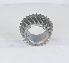 Шестерня 4 передачи вала вторичного с кольцом синхронизатора (производство ГАЗ) (арт. 3309-1701154)