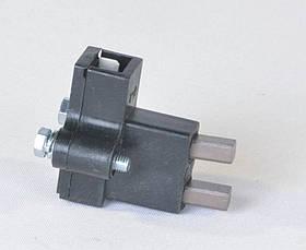 Щіткотримач генератора ГАЗ Г250Г3.3701010 (виробництво р. Ржев) (арт. Г250Г3.3701010)