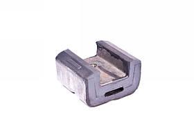 Подушка опори двигуна ГАЗ 53, 3307 передня (виробництво Україна) (арт. 66-1001020)