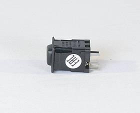 Вимикач обігрівача ГАЗ 3302 (виробництво Avtoarmatura) (арт. 85.3710-02.15)