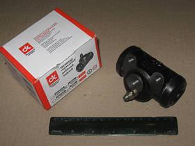 Циліндр гальмівний робочий ГАЗ 2705,3302,3110,2410 задній d10мм (арт. 2410-3502040)