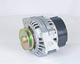 Генератор ВАЗ 21214, 2123 100 А. (під клиновий ремінь, з нижнім розташуванням двигуна) (арт. 9412.3701000)