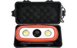 Переносний прожектор з гучномовцем YATO YT-81808, фото 3