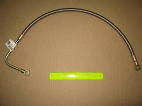 Трубка підводу масла КАМАЗ з'єднувальна (арт. 740.21-1118310-10)