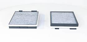 Фильтр салона BMW угольный (2шт.) (производство M-Filter) (арт. K905C-2)