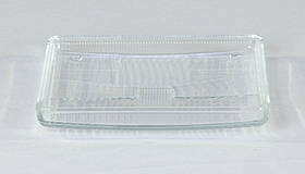 Скло фари квадратної МТЗ ФГ-308 (виробництво Україна) (арт. 1633 (ФГ-308.03))
