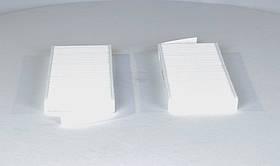 Фильтр салона OPEL MOVANO, RENAULT KANGOO 08- (2шт.) (производство WIX-FILTERS) (арт. WP9336)