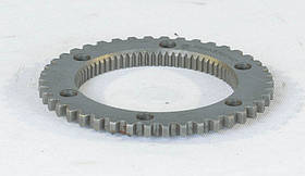 Вінець шестерні 1 передачі валу вторинного ст. о. ГАЗ 31029,3302 до 2003 р. (арт. 3302-1701147)