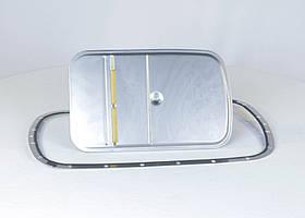 Фильтр масляный АКПП BMW (E36, E39, E46) 98-07 с прокладкой (производство FEBI) (арт. 27065)