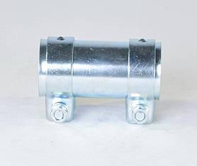 Хомут кріплення глушника D=56/60.5x125 мм (виробництво Fischer) (арт. 114-956)