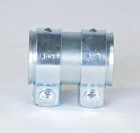 Хомут кріплення глушника D=56/60.5x95 мм (виробництво Fischer) (арт. 114-957)