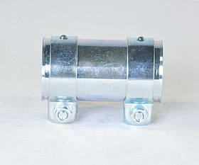 Хомут крепления глушителя D=60/64,5x125 мм (производство Fischer) (арт. 114-961)