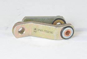 Рычаг переключения передач КПП УАЗ-452 (флажки-2шт.) (арт. 3741-1702200)