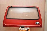 Крышка багажника ВАЗ 2121 Нива ляда задняя дверь старого образца отл сост бу