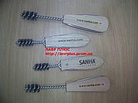Ершики Sanha  для чистки медных труб 12 мм, 15мм, 18мм, 22мм, 28мм,35мм