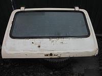 Крышка багажника ВАЗ 2121 Нива ляда задняя дверь старого образца средн сост бу
