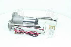 Сигнал дудка с компрессором 2шт метал 210/270мм 12V (арт. SL-1032)