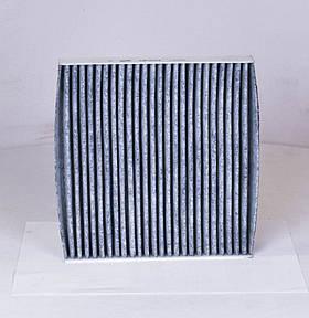 Фильтр салона RENAULT LOGAN II, MCV II, CAPTUR 13- угольный (производство WIX-FILTERS) (арт. WP2111)