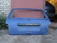 Крышка багажника ВАЗ 21213 21214 2131 Нива Тайга ляда задняя дверь нового образца отл сост бу