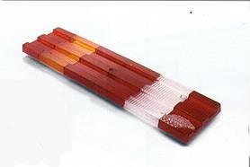 Скло ліхтаря заднього R/L 6 секцій рефленый MB ACTROS (TEMPEST) (TP09-09-211), rqx1