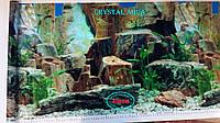 Фон №9023 для аквариума с высотой 40 см