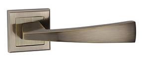 """Дверная ручка MVM  """"FRIO""""  z-1215 на квадратной розетке"""