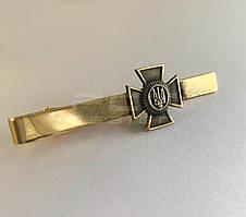 Зажим на галстук ЗСУ/ВСУ металл нового образца