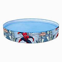 Бассейн детский каркасный Человек-паук BESTWAY 98010