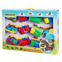 Набор машинок серии Kids cars Wader 39243