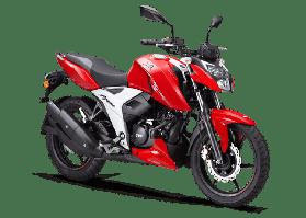 Мотоцикл TVS Apache RTR 160 4V (Индия)