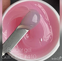 Гель для нарощування нігтів GeliX - GM 410, 1кг
