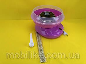 Апарат для приготування цукрової вати Cotton Candy Maker в домашніх умовах 2412-2