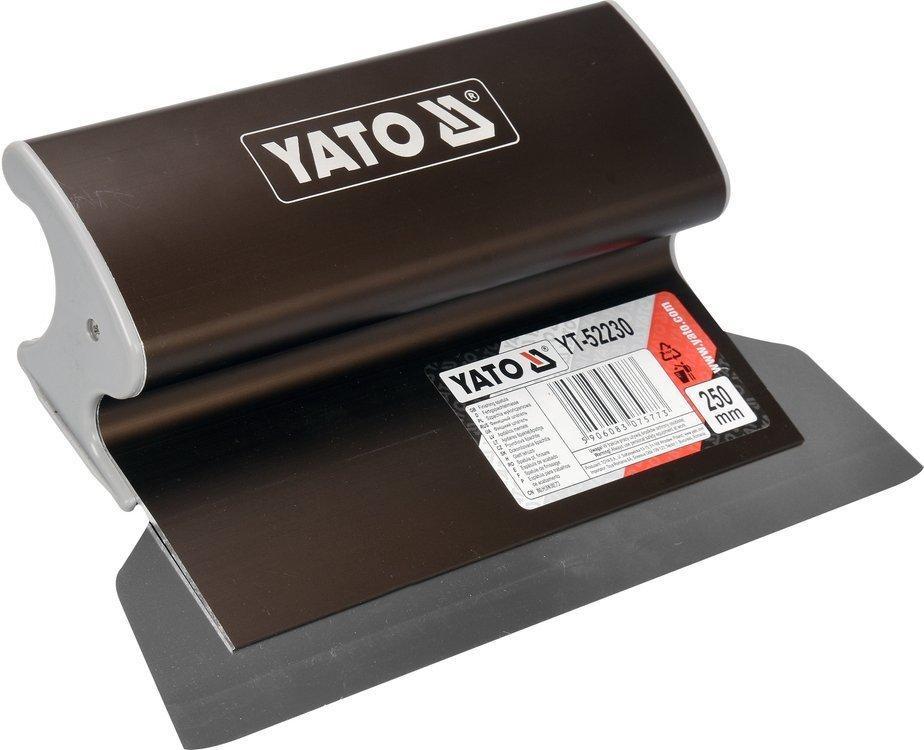 Шпатель для финишной обработки 250 мм YATO YT-52230