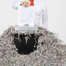 Архивное хранение и уничтожение документов