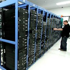 Аутсорсинг центров хранения и обработки данных