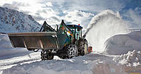 Прибирання снігу, Вивезення снігу, фото 1