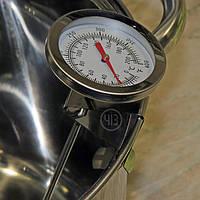 Механический термометр MT55-200 с клипсой, фото 1
