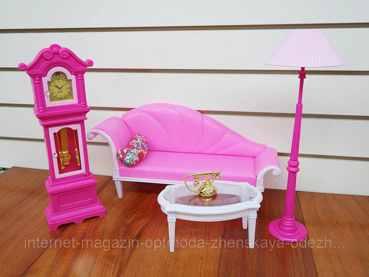 Красива «Меблі Gloria» для лялькових будиночків