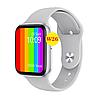 Розумні годинник IWO W26 з датчиком пульсу і тиску білі