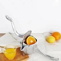 Соковыжималка ручная для фруктов с зажимом Hand Juicer универсальный пресс для фруктов, Мини соковыжималка