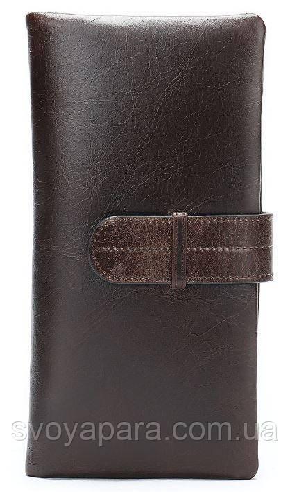 Універсальний гаманець Vintage 14912 Коричневий
