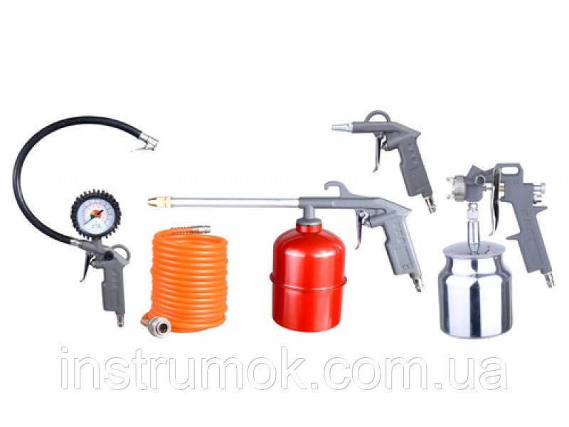 Набор для компрессора 5 предметов Sturm АС 9316-99 L