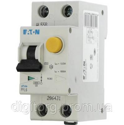 EATON PFL6  Дифавтомат С16А, 30мА